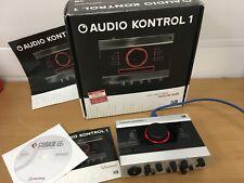 Native Instruments Audio Kontrol 1 (USB Audio Interface)