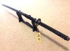Authentic Samurai Japanese Sword Katana Folded carbon Steel Sharpened