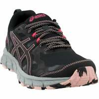 ASICS Gel-Scram 4 Running Shoes  Casual Running  Shoes - Black - Womens