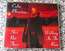 COLIN BLUNSTONE She's Not There 1998 UK 3 TRACK CD SINGLE THE ZOMBIES