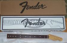 "Fender USA Maple/RWD Channel Bound Tele Neck~9.5""-14 Compound Radius~Brand New"