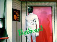 STAR TREK 1969 Original Film Slide AND Color 5x7 Photo #11  Lokai On The Bridge!