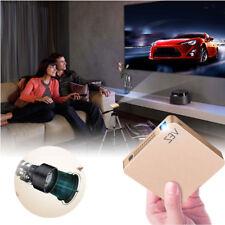 Mini Portable Wifi Pocket LED DLP Miracast Theater Projector HD 1080P Bluetooth