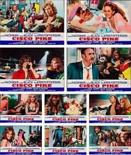 CISCO PIKE Italian UK fotobusta photobusta movie posters x10 KRIS KRISTOFFERSON