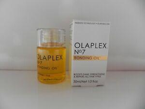 OLAPLEX No7 BONDING OIL 30 ml AUTHENTIC & BRAND NEW. CANADA FAST FREE SHIPPING