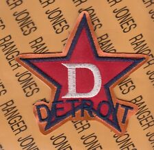 DETROIT STARS NEGRO LEAGUES Professional Baseball 4 inch patch