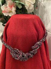 vintage necklace Multicolored women's