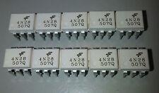 4N28 Optocoupler Pack of 10