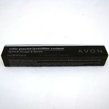 "Avon COLOR PRECISE Lipstick ""EXACTLY BROWN"" 3.6 g 0.12 oz NEW NIB SEALED"