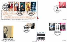 [53475] Belgium Belgien Belgique 2006 Complete FDC Year Set of 46 covers