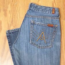 7 For All Mankind Jeans 28 Women's Pants Bootcut A Pocket Size 28X31