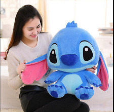 Hot Disney Cute Lilo&Stitch Plush Doll Bear Kid Girl Soft Toy Birthday Gift 40cm