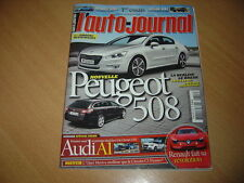 AJ N°807 Ford Focus RS 500.A1 1.6 TDi / DS3 1.6 HDi.Renault Wind 1.6.Juke