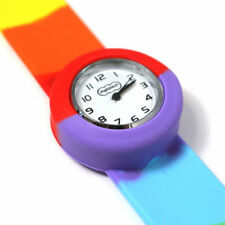 Silicone/Rubber Case Unisex Wristwatches