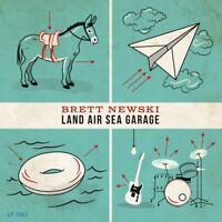 BRETT NEWSKI - LAND SEA AIR GARAGE   CD NEW