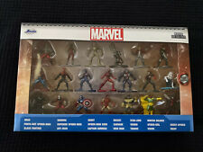 """New listing Jada Toy Marvel Nano Metalfigs 20-Pack Wave 6 Die-Cast,1.65"""", Collectible Figure"""