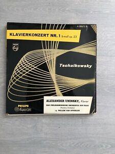 Alexander Uninsky-Tschaikowsky 10 Inch vinyl LP