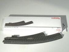 Märklin H0 24671 Bogenweiche links Top