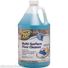 8 Gal Zep Commercial Multi-Surface Linoleum Vinyl Floor Cleaner ZUMSF128