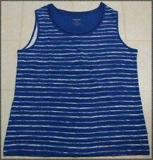 Women's Cotton Sleeveless Knit Tank Top
