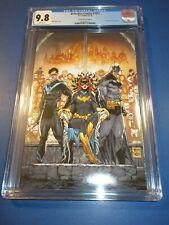 Detective Comics #1027 Daniel Torpedo Comics Variant CGC 9.8 NM/M Gem Batman
