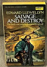 Edward Llewellyn / SALVAGE AND DESTROY 1984