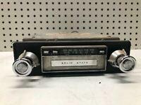 Vintage Audiovox Model CHT-73-TPX Car Radio 8-Track Player RETRO COOL OLD RARE