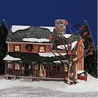 Department 56 The Original Snow Village: Buck's County Farmhouse