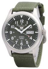 Seiko 5 Military Automatic Sports SNZG09J1 SNZG09J SNZG09 Men's Watch
