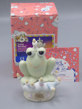 "Precious Moments ""Hoppy Birthday"" B0110 1995 Symbol of  Membership Frog"