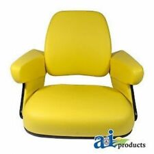 Compatible With John Deere Seat Cushion Set 4 Pc 2955 3150 4050 4250 4555 465