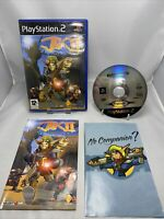 Jak II: Renegade (Sony PlayStation 2, 2003) - European Version Complete Ps2 Game