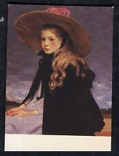 Dated 1985 Art Card: Henriette by Henri Evenepoel