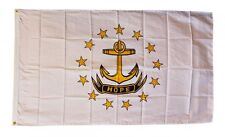Rhode Island State Flag 3 x 5 Foot Flag - New 3x5 Indoor Or Outdoor