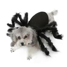 Halloween Pet Spider Clothes Puppy Cosplay Costume Dogs Cats Party Outfit AU Top