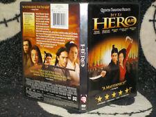 Hero Dvd +Insert Jet Li Free Shipping