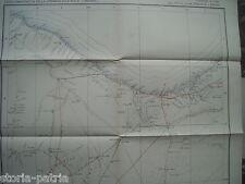 AFRICA_COLONIE_LIBIA_CIRENAICA_MAPPE GEOGRAFICHE D'EPOCA_1928_BARDIA