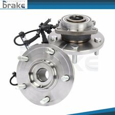 Pair 2 New Front Wheel Hub Bearing Assembly Fits Town & Country Grand Caravan