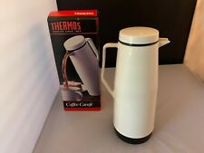 Vintage Thermos Pitcher Glass Insulated Coffee Tea Carafe