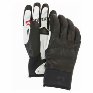 NEW! Marker Deluxe Ski Snowboard Men's Gloves Color Black/White Size Large