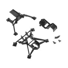 Traxxas 7715 X-maxx Front & Rear Body Mounts With Screws - Tra7715
