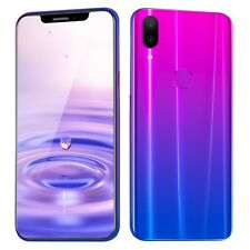 Smartphone 3G 4+64GB ANDROID 8.1 Octa core 6.2''Telefono Cellulare Face ID IT