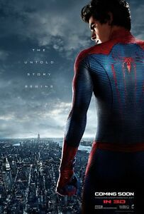 The Amazing Spiderman movie poster  - Andrew Garfield poster 11 x 17 inches (a)
