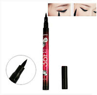 Black Waterproof Eyeliner Liquid Eye Liner Pencil Pen Make Up Beauty Comestics J