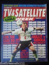TV & SATELLITE WEEK - ALAN SHEARER ENGLAND - 13 JUNE 1998