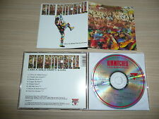 @ CD KIM MITCHELL - I AM A WILD PARTY LIVE MELODIC MAX WEBSTER ALERT 1990 ORG