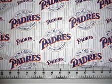 "Vintage MLB Baseball Anaheim Angels Cotton Fabric 9/"" x 28/"""