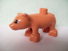 LEGO DUPLO Bauernhof Tiere 10525 5643 Kleines Ferkel Schwein NEU