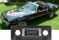 USA-630 II* 300 watt 77-81 Firebird Trans Am Formula AM FM Stereo Radio ipod USB
