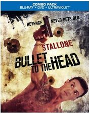 Bullet to the Head (Blu-ray/DVD, 2013, 2-Disc Set, Includes Digital Copy UltraVi